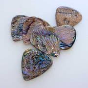 Abalone Tones - Pack of 4 Guitar Picks | Timber Tones